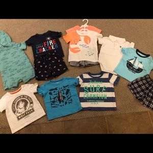 Carter's 18 Month Items